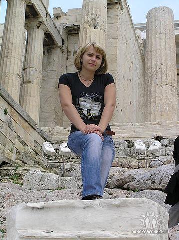 Ольга Янчик, архитектор, Киев, оформление документов на высшее образование в Греции.