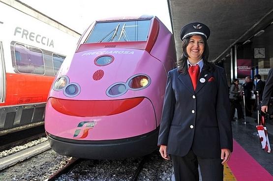 Поездом по Италии – советы.