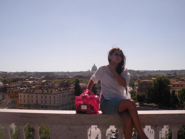 Хайрулина Анна, Самара - Болонья, оформление на учебу в вузах Италии.