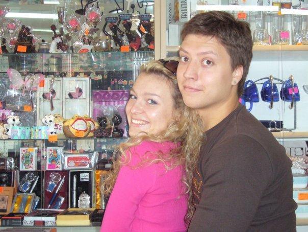 Николай Василюк и Анна Коробко, Брест (Беларусь) - Вена, зачисление в ВУЗы Австрии без экзаменов и знания языка 2011/12.