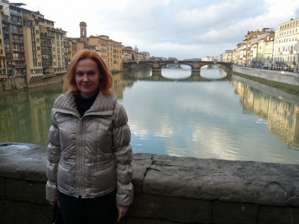 Елена Дорошенко, Калининград - Милан, подтверждение диплома в Италии и курсы повышения квалификации в Италии 2012.