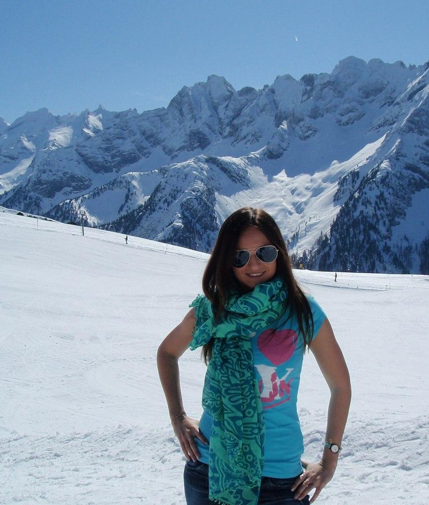 Мария Романиди, Челябинск – Вена, поступление в государственные вузы Австрии после школы.