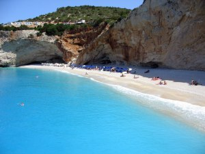 Porto Katsiki beach north
