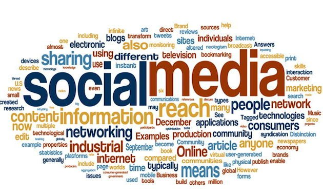 effect of social networks in marketing